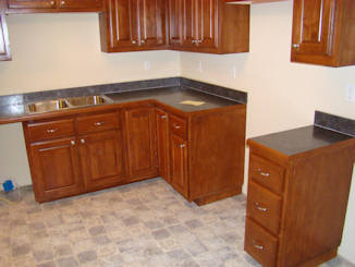 Finishes and Stains for Alder Cabinets